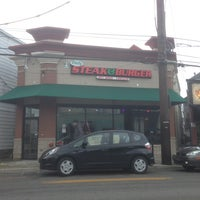 Photo taken at Philly Steak & Burger by Brian D. on 3/25/2013
