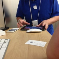 Photo taken at Apple Oxmoor by Brian D. on 6/17/2013