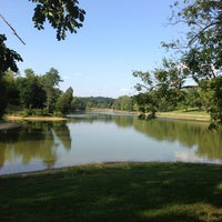 Photo taken at General Butler State Resort Park by Brian D. on 8/18/2013