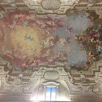 Photo taken at Basilica di Santa Maria del Carmine by Xx X. on 11/23/2017