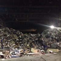 Photo taken at York Resource Recovery by Jamie P. on 7/19/2014