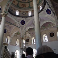 Photo taken at Isparta Kutlubey (Ulu) Camii by Ekrem Mert D. on 8/9/2013