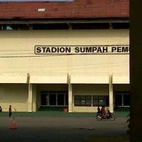 Photo taken at PKOR Way Halim by Iwan B. on 10/10/2012