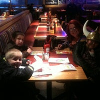 Photo taken at Red Robin Gourmet Burgers by Michael M. on 12/25/2012