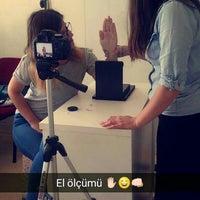 Photo taken at Ege Üniversitesi Tip Fakültesi Anatomi Makroskobi Salonu by Damla G. on 6/7/2016