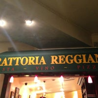 Photo taken at Trattoria Reggiano by Ricardo M. on 5/28/2013