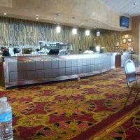 Photo taken at Sahara Restaurant & Grill by Carol J. on 7/3/2013