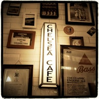 Photo taken at Chelsea Cafe by chabin6 on 1/27/2013
