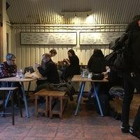 Photo taken at E5 Bakehouse by Felipe S. on 1/17/2017