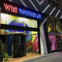 Photo taken at VR World NYC by Felipe S. on 7/24/2017