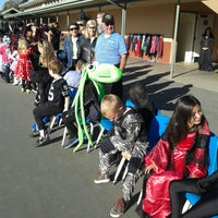 Photo taken at Village Elementary by Hollow N. on 10/31/2013