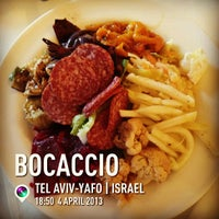 Photo taken at Boccacio by Suluck P. on 4/4/2013
