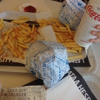 Photo taken at Hesburger by Micaela A. on 8/20/2016