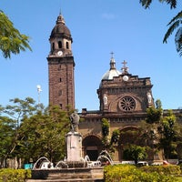 3/12/2013にLuis Anthony O.がCathedral-Basilica of the Immaculate Conception of Manila (Manila Cathedral)で撮った写真