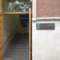 Photo taken at Instituto Formación y Estudios del Gobierno local de Madrid by Robertinik on 10/19/2012