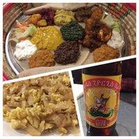 Photo taken at Hanan Restaurante Etíope by Pau on 12/10/2016