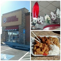 Photo taken at Panda Express by Saul C. on 2/1/2013