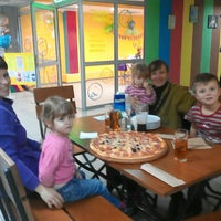 Photo taken at Oliva Pizza by Михаил К. on 10/8/2016