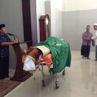 Photo taken at Masjid Al Ikhlas Bumi Marina Emas by Budiono S. on 8/11/2014
