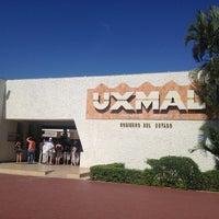 Foto tomada en Zona Arqueológica de Uxmal por Jooss A. el 3/28/2013
