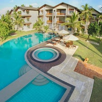 Photo taken at Amaranthé Bay Resort & Spa by Amaranthé Bay Resort & Spa on 11/16/2015