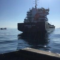 Photo taken at Tuzla Anchorage by Mustafa on 10/6/2017