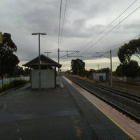 Photo taken at Kenwick Station by ISHR on 7/11/2013