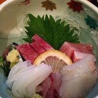 Photo taken at 鳥取の地酒と魚 てんまり by atokamoto on 6/12/2013