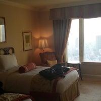 Photo taken at The Ritz-Carlton Osaka by y on 1/3/2014