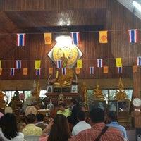 Photo taken at วัดธรรมสโรชถาวรวนาราม by B R. on 10/19/2014