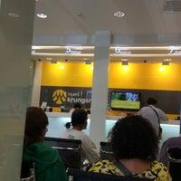 Photo taken at ธนาคารกรุงศรีฯ สาขาสีคิ้ว by tendency n. on 3/31/2014