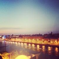 Das Foto wurde bei Москва City von Maxim D. am 6/28/2013 aufgenommen