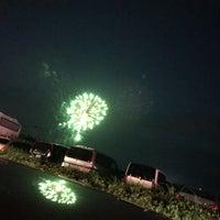 Photo taken at Uradome Coast by Keiya on 7/29/2017