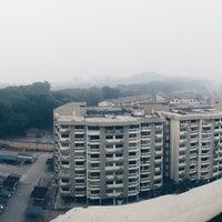 Photo taken at Petaling Indah Condominium by Duddin I. on 9/11/2015