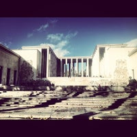 Photo taken at Palais de Tokyo by Jason B. on 11/4/2012