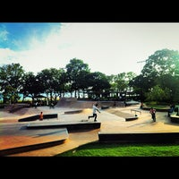 Photo taken at Xtreme SkatePark by Fabio A. on 12/9/2012