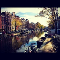 Photo taken at 9 Straatjes by Fabio A. on 11/5/2012