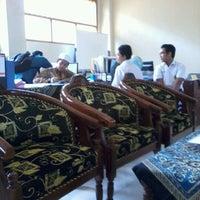 Photo taken at Pondok Pesantren Islam Al Mukmin by Arif N. on 2/14/2013