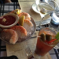 Photo taken at Gibsons Bar & Steakhouse by Dawon H. on 5/11/2013