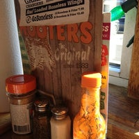 Photo taken at Hooters by Dawon H. on 2/15/2013
