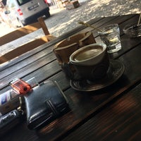Photo taken at Moğti Karadeniz Çay Evi by Mehmet Y. on 8/10/2017