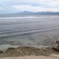 Photo taken at Tanjung Setia Surf Beach by amala m. on 12/16/2012
