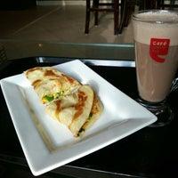Photo taken at Café Coffee Day by Sindu A. on 12/24/2015