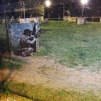 Photo taken at Adana Paintball by Semih S. on 4/15/2017