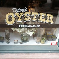 Photo taken at Dylan's Oyster Cellar by Pat O. on 4/5/2014