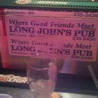 Photo taken at Long John's Pub by Pat O. on 10/31/2012