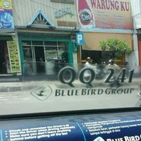 Photo taken at Taxi Blue Bird by Anugrah D. on 11/27/2012