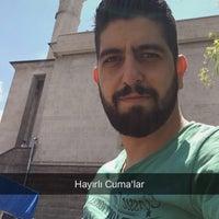 Photo taken at Hacı Ömer Arpacı Camii by Muhammed A. on 6/2/2017