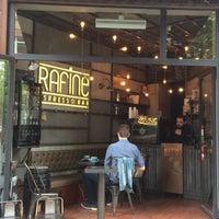 5/1/2016 tarihinde Ilker A.ziyaretçi tarafından Rafine Espresso Bar'de çekilen fotoğraf