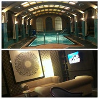 Photo taken at Reliquary Spa by Megan Y. on 9/7/2013